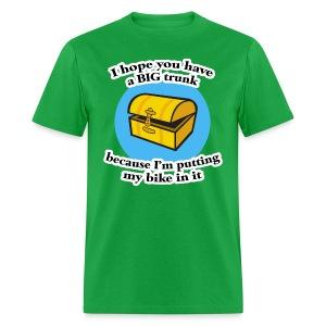 I Hope You Have a Big Trunk Standard Weight T-Shirt - Men's T-Shirt