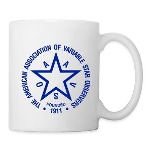 AAVSO Logo Mug - Coffee/Tea Mug