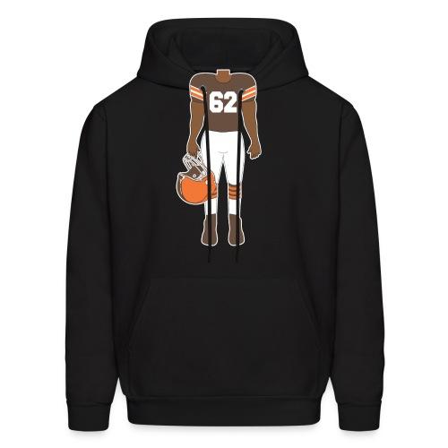 62 regular hoodie - Men's Hoodie