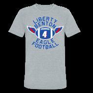 T-Shirts ~ Unisex Tri-Blend T-Shirt ~ CRAFT H.S. THROWBACK