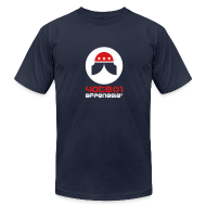 T-Shirts ~ Men's T-Shirt by American Apparel ~ Vote #1 Afrenasia
