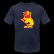 T-Shirts ~ Men's T-Shirt by American Apparel ~ Daejmon