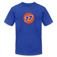 T-Shirts ~ Men's T-Shirt by American Apparel ~ Carter's 77 - Men's AA