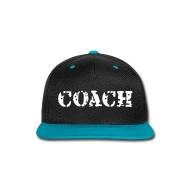 Sportswear ~ Snap-back Baseball Cap ~ coach