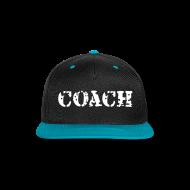 Caps ~ Snap-back Baseball Cap ~ coach