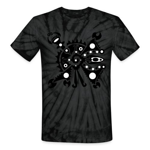 Tie Dye Shirt Design - Unisex Tie Dye T-Shirt