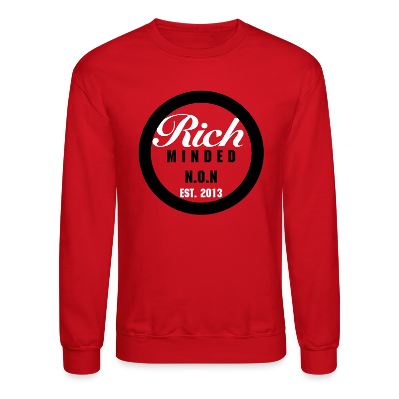 rich - Crewneck Sweatshirt