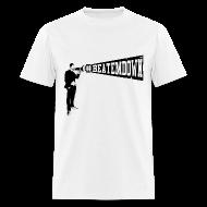 T-Shirts ~ Men's T-Shirt ~ #BEATEMDOWN Megaphone (Men's)
