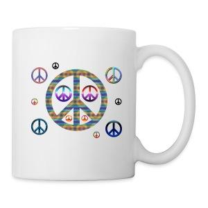 Peaces  Mug - Coffee/Tea Mug