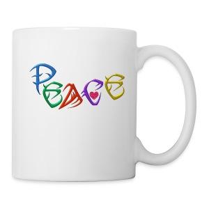 Peace Mug - Coffee/Tea Mug