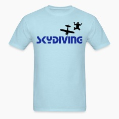 skydiver T-Shirts