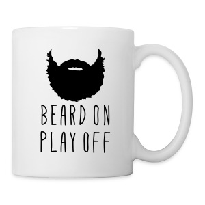 Playoff Beard 'Beard On Play Off Mug - Coffee/Tea Mug