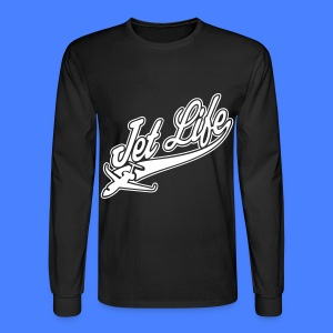 Jet Life Long Sleeve Shirts - Men's Long Sleeve T-Shirt