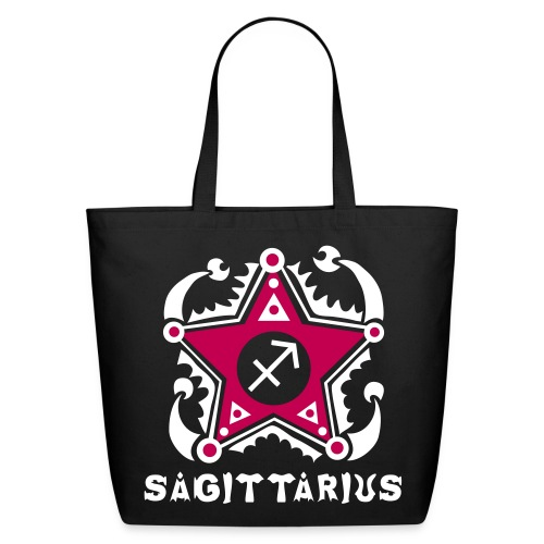 Tote Bag Sagittarius - Eco-Friendly Cotton Tote