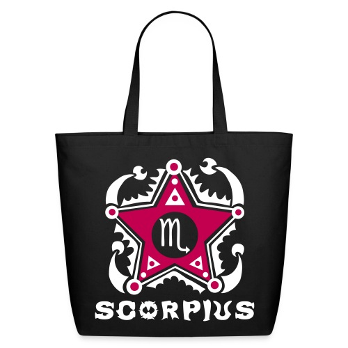 Tote Bag Scorpius - Eco-Friendly Cotton Tote