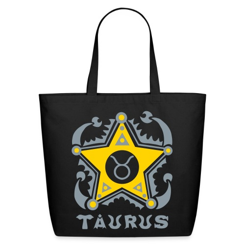 Tote Bag Taurus - Eco-Friendly Cotton Tote