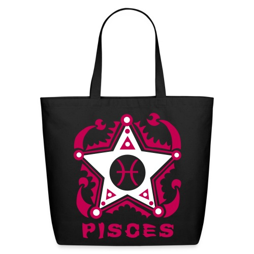 Tote Bag Pisces - Eco-Friendly Cotton Tote