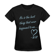 Women's T-Shirts ~ Women's T-Shirt ~ The Best Thing...