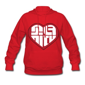 SNSD I Got A Boy - Heart (Red) - Women's Hoodie