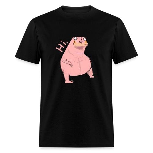 Realistic Anus Man - Men's T-Shirt