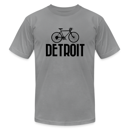 Bike Detroit - Men's  Jersey T-Shirt