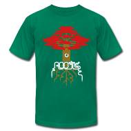 T-Shirts ~ Men's T-Shirt by American Apparel ~ ROOTS