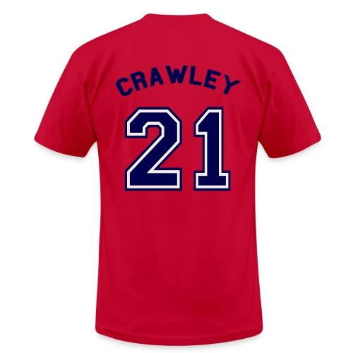 Downton Cricket Club (Crawley) - Men's Fine Jersey T-Shirt