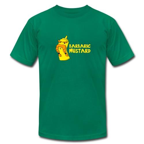 Mens Official Logo T-Shirt - Men's Fine Jersey T-Shirt