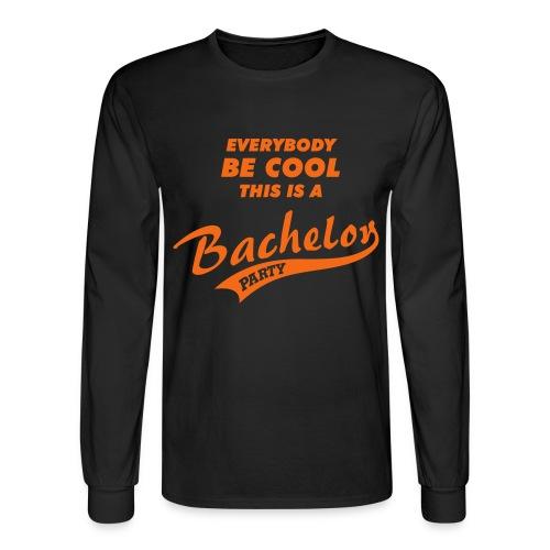 Bachelor - Men's Long Sleeve T-Shirt
