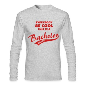 Bachelor Party - Men's Long Sleeve T-Shirt by Next Level