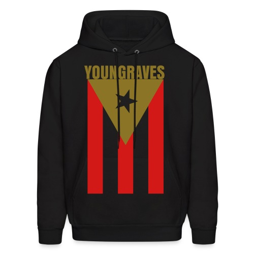 YOUNGRAVES PA'PI HOODIE (LIMITED EDITION) - Men's Hoodie