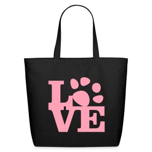 Pink - Eco-Friendly Cotton Tote