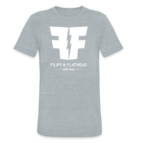 Triblend White - Unisex Tri-Blend T-Shirt