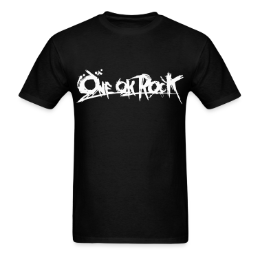 ONE OK ROCK BANNER (White) T-Shirts