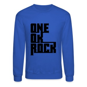 ONE OK ROCK LOGO (Black) - Crewneck Sweatshirt