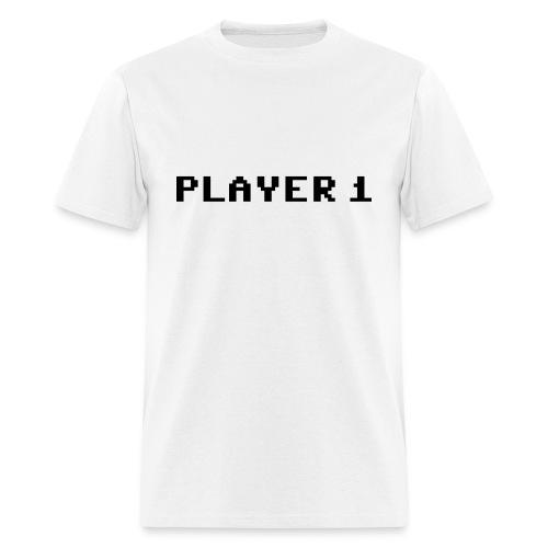Player 1 - Men's T-Shirt
