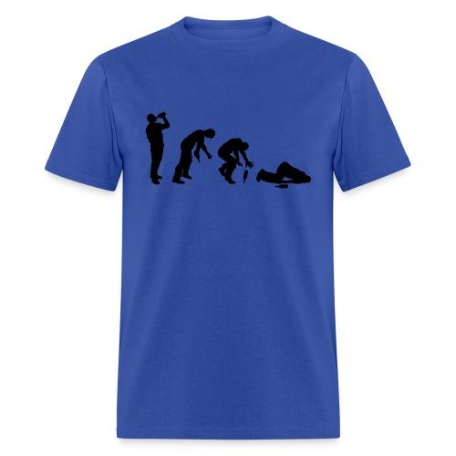 life of drinking - Men's T-Shirt