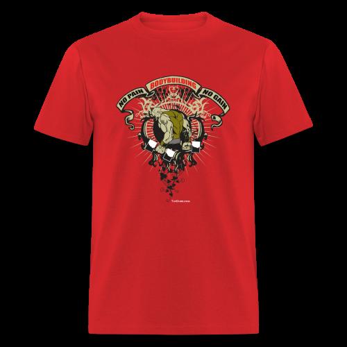 Bodybuilding - No Pain No Gain - Men's T-Shirt