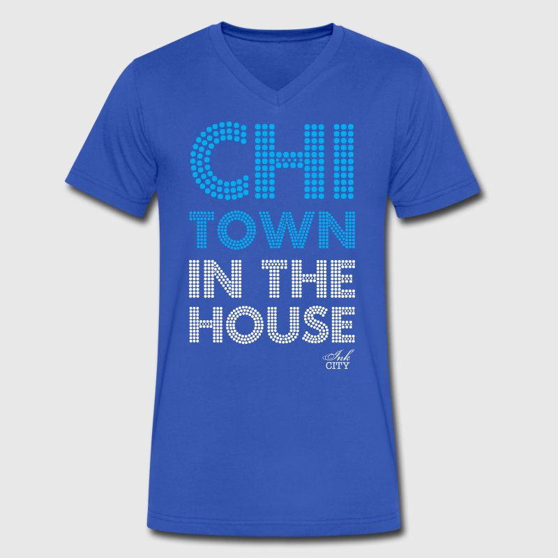 Men chi town in the house t shirt spreadshirt Chi town t shirts