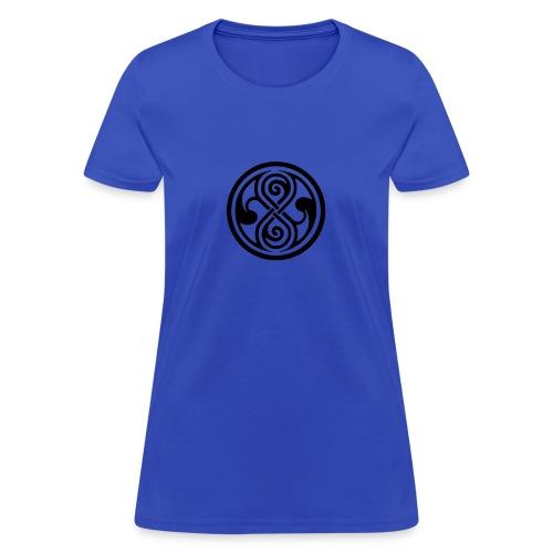 Seal of Rassilon - Women's T-Shirt