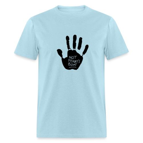 Not Pennys Boat - Men's T-Shirt