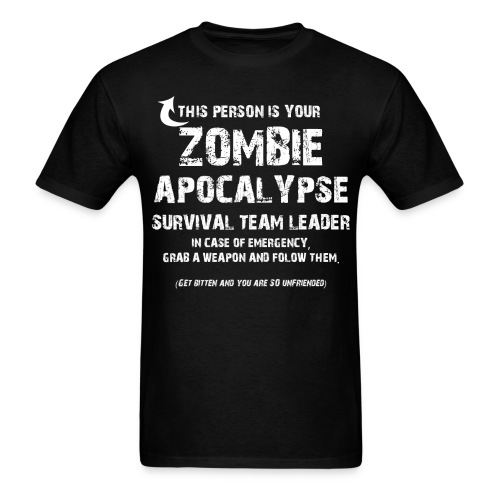 Team Leader Shirt - Men's T-Shirt