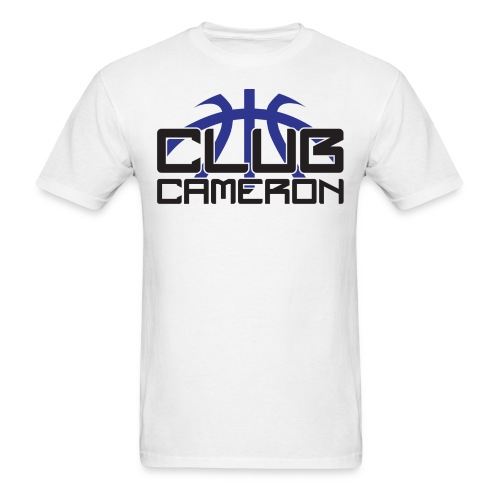 Club Cameron - Men's T-Shirt