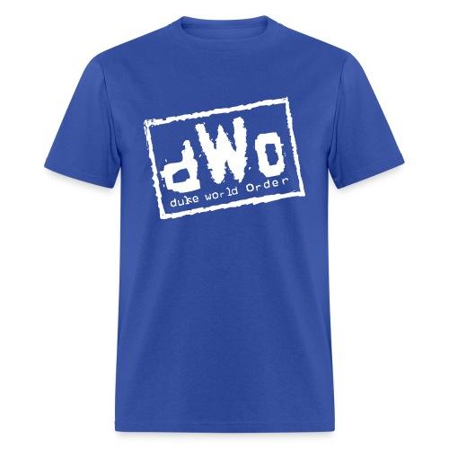 Duke World Order - Men's T-Shirt