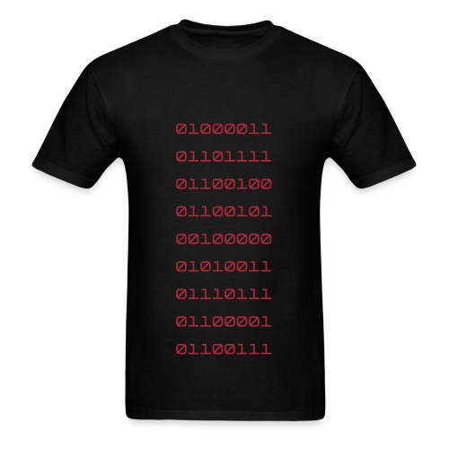 Code Swag - Men's T-Shirt