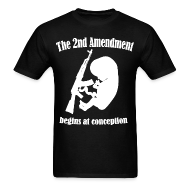 T-Shirts ~ Men's T-Shirt ~ The 2nd Amendment