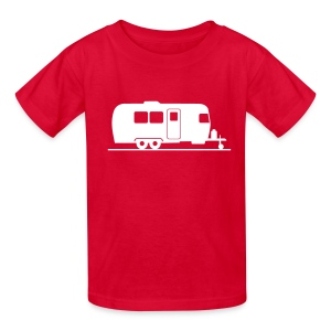 Trailer t-shirt for child - Kids' T-Shirt