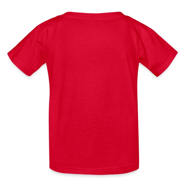 Trailer t-shirt for child