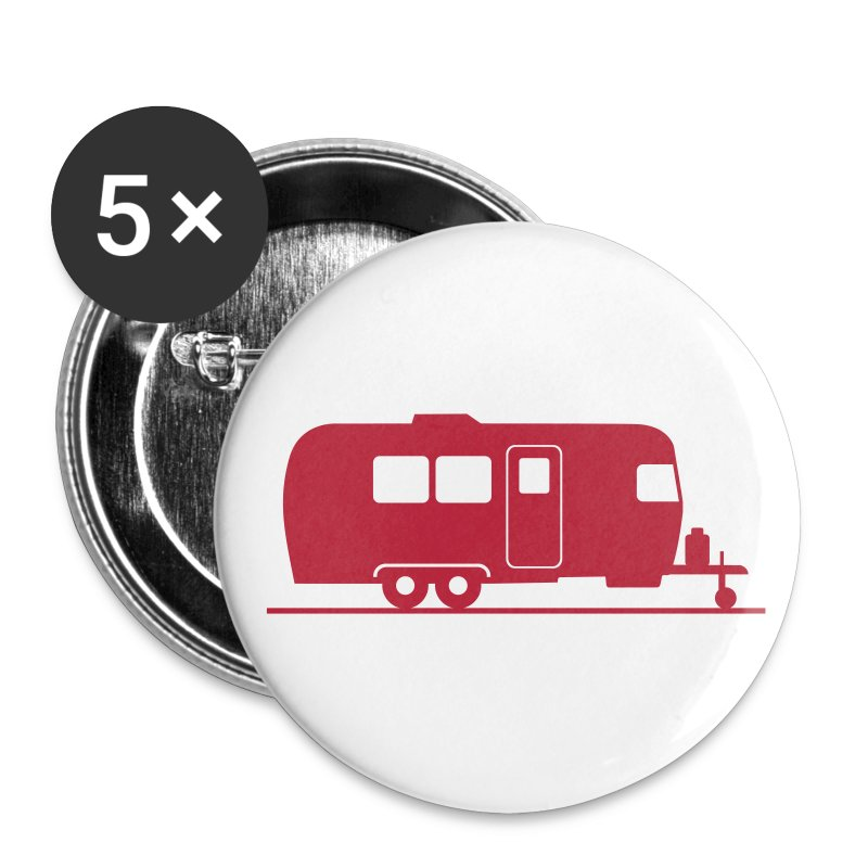 Trailer badge - Large Buttons