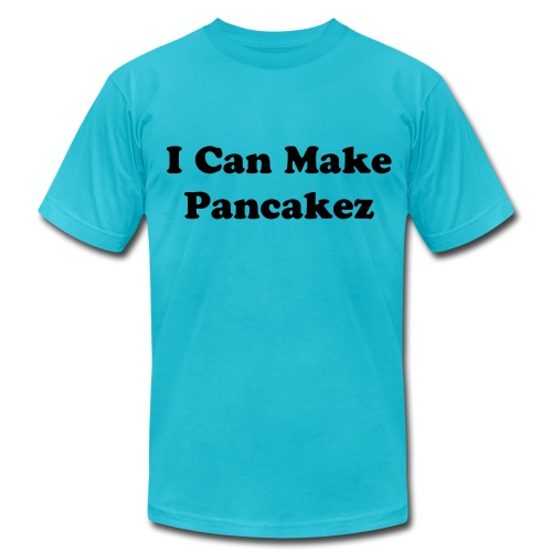 Men's Pancakez T-shirt - Men's Fine Jersey T-Shirt